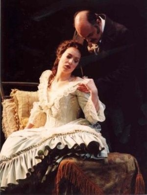 Traviata: Adevarata poveste