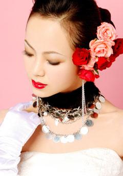 Look de Geisha
