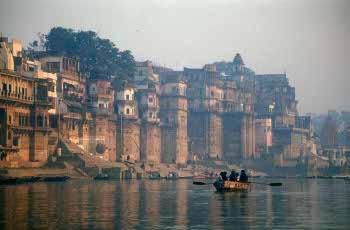 Templul Varanasi - Benares - Kaasi