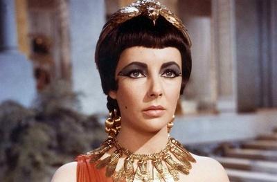 cleopatra  elizabeth taylor, LIZ TAYLOR, VIATA lui liz taylor