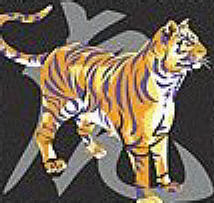 Horoscop Chinezesc 2009: Zodia Tigrului tigru
