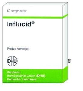 DHU Influcid: Remedii naturale pentru evitarea starilor gripale!
