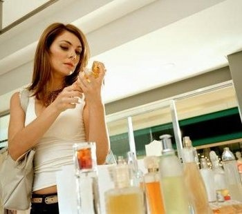 Parfumurile si caracterul femeilor
